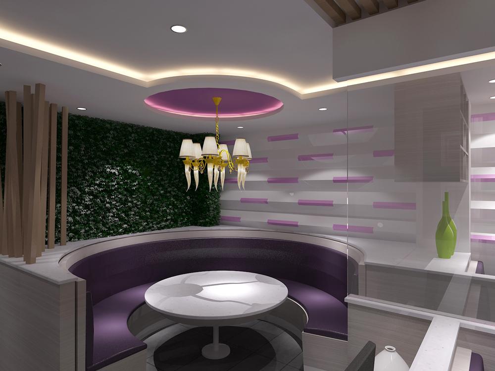 深圳餐厅设计公司/深圳餐厅装修公司/惠州港惠茶餐厅设计效果图
