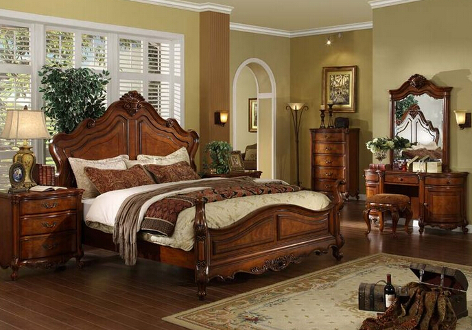 美式古典风格特点解析以及美式家具选购知识